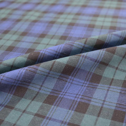 Brushed Cotton Tartan - Nairn