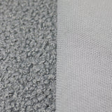 Teddy Coating Fabric - Dove