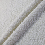 Boucle Coating Fabric - Cream