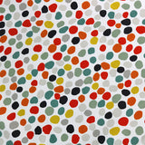Wibble Wobble Spot Home Furnishing Fabric