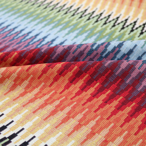 Zig Zag Tapestry - Home Furnishing Fabric