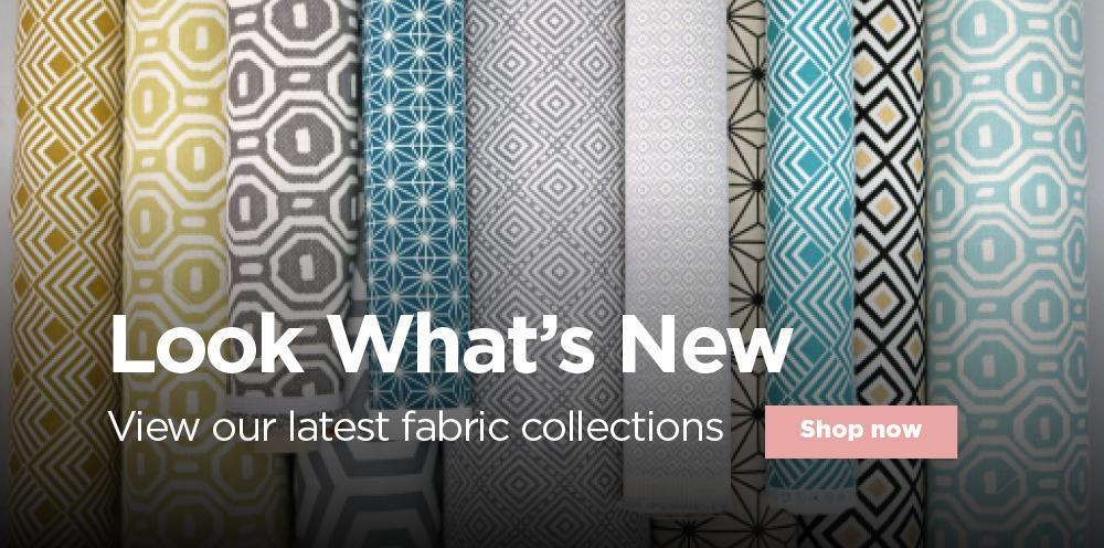 On Trend Fabrics for SS19!