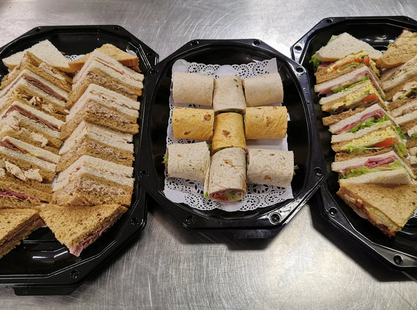 2 - Regular, classic sandwiches, wraps and crips