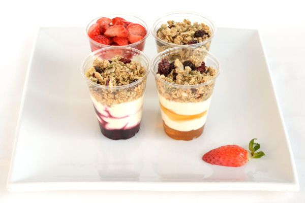 Granola Pot Yoghurt and Honey