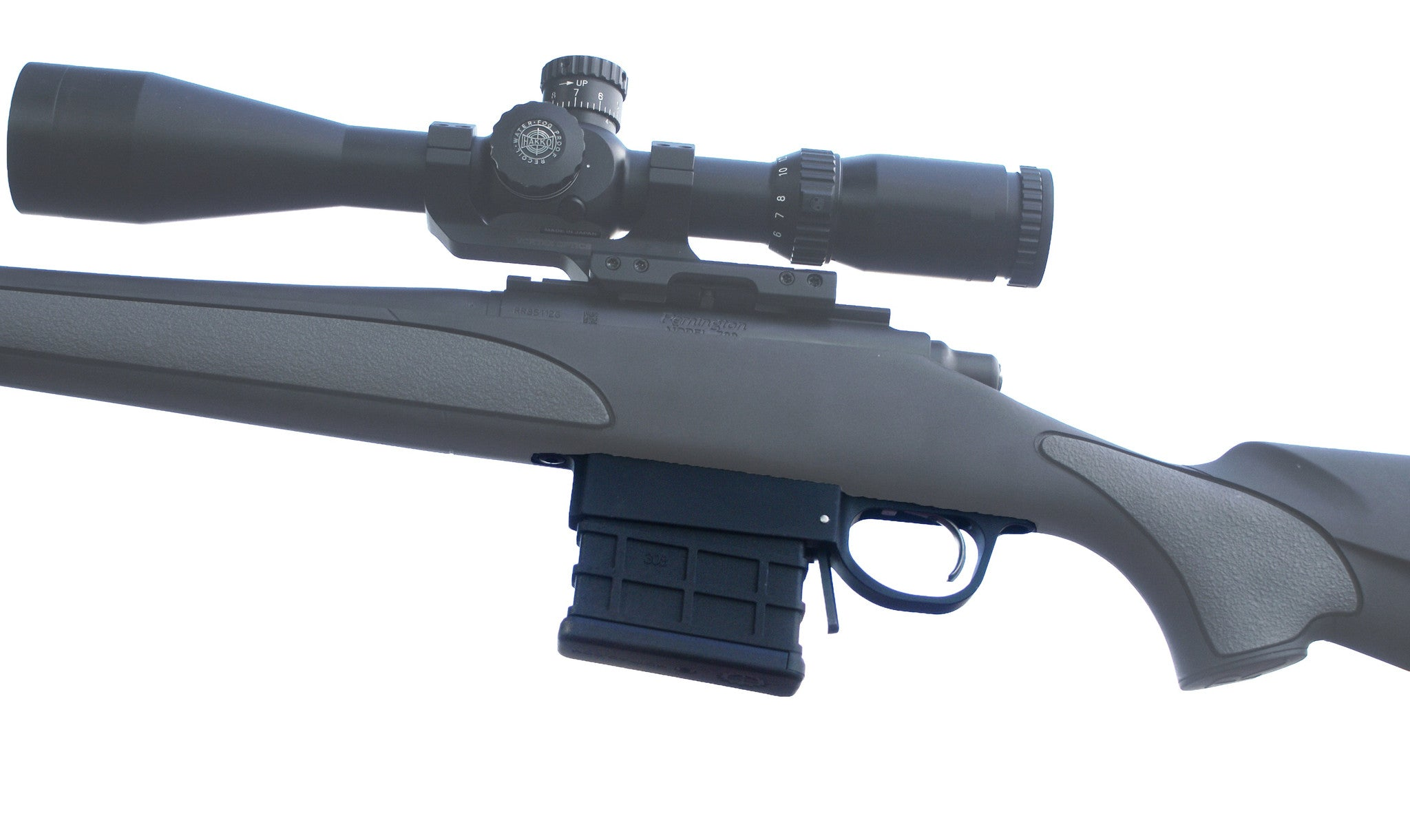 Remington 700 Mag Conversion Plan B Outfitters