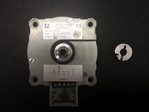 Multivac Rotary Shaft Encoder – 86.762.1016.00 – 86762101600 – 884847