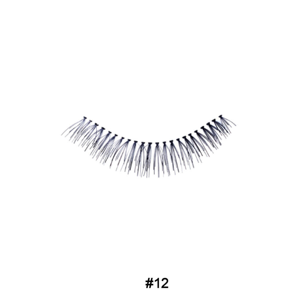 Lash Unlimited #12 Strip Lashes