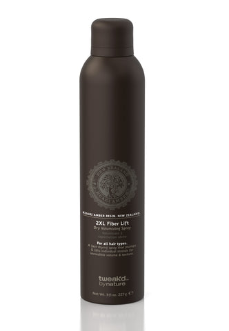 Tweak'd by Nature 2XL Fibre Lift Dry Volumising Spray