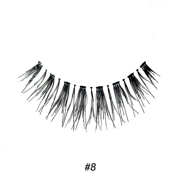 Lash Unlimited #8 Strip Lashes