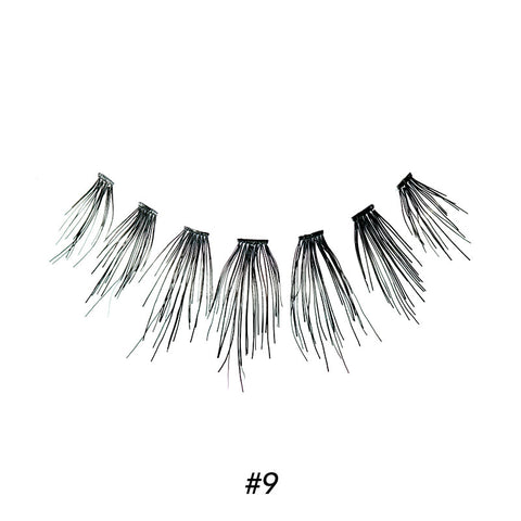 Lash Unlimited #9 Strip Lashes