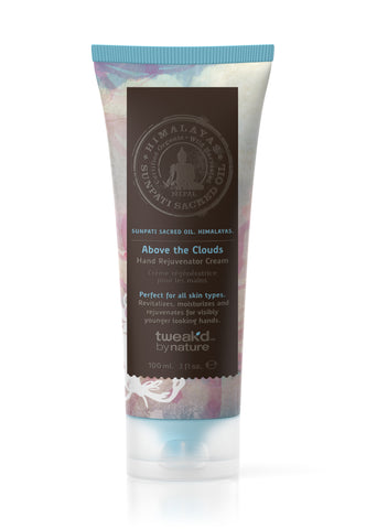 Tweak'd by Nature Rare Treasures Above the Clouds Hand Cream