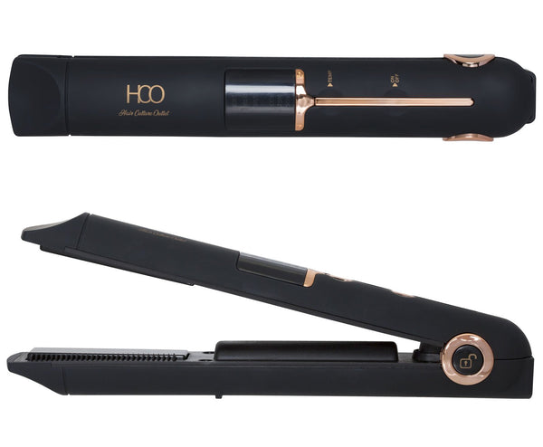 Hair Culture Outlet Premium Mini Cordless Hair Straightener