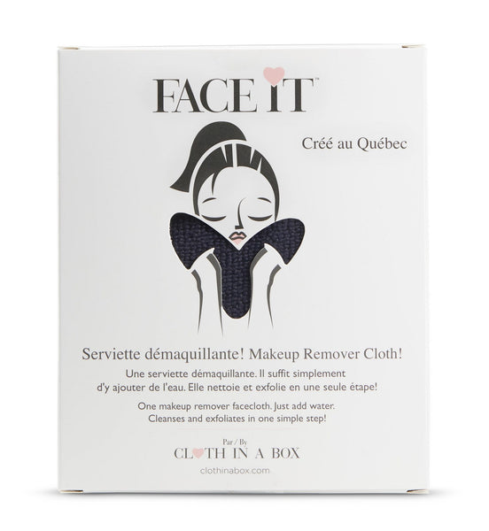Face It - Make Up Cloth in Black