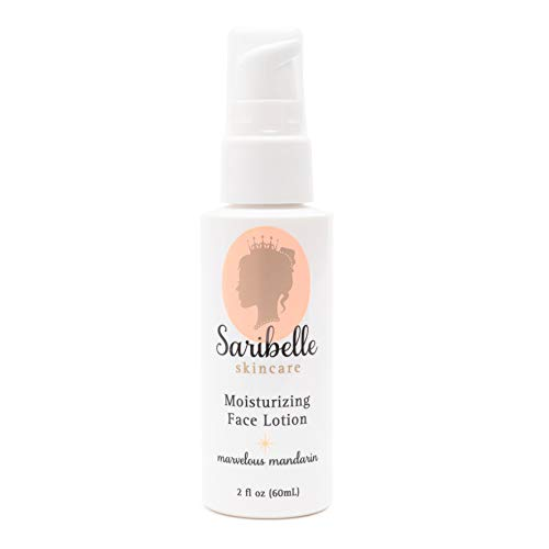 Saribelle Skincare Natural Moisturizing Face Lotion