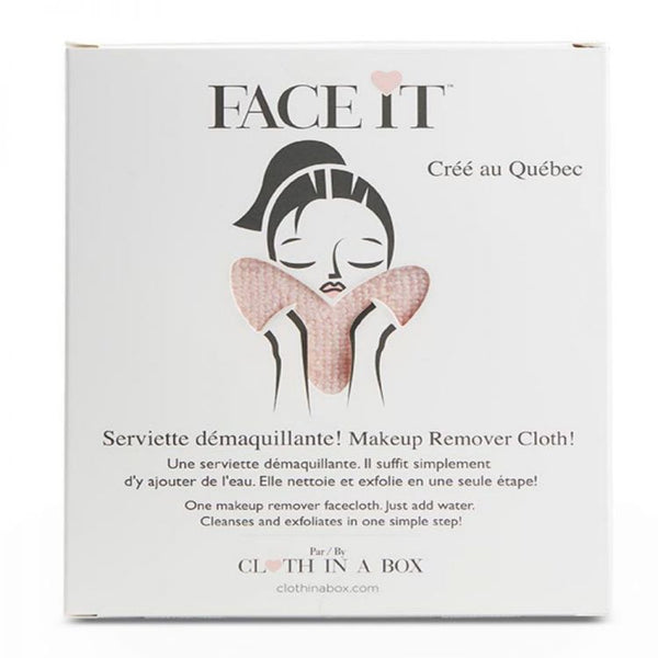 Face It - Make Up Cloth in Pink