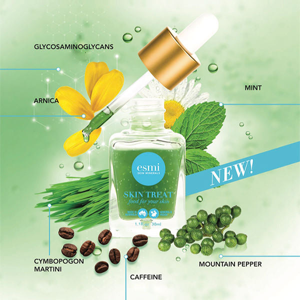 esmi Anti-Redness Minty Green Smoothie 30ml