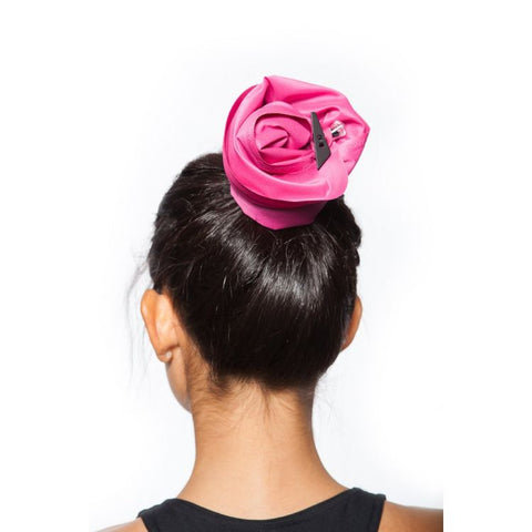 PonyDry Waterproof Hair Sleeve in Pink