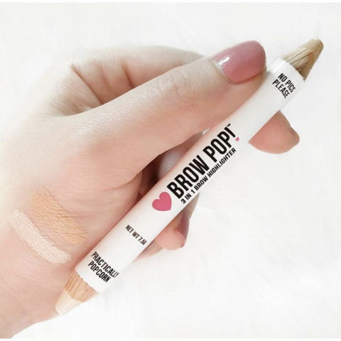 PONi Cosmetics Brow Pop 3 in 1 Brow Highlighter Pencil