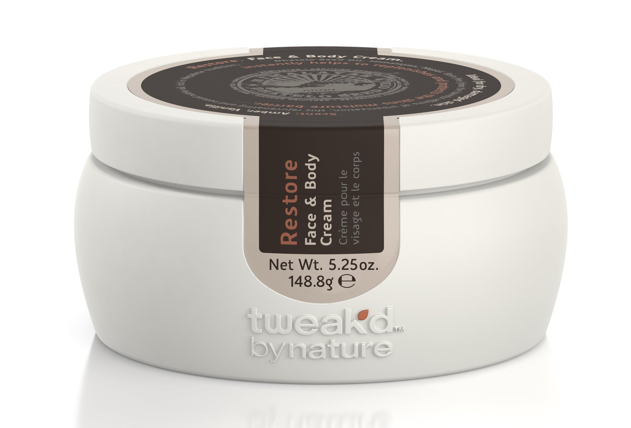 Tweak'd by Nature Restore Dhatelo All-Purpose Face & Body Cream