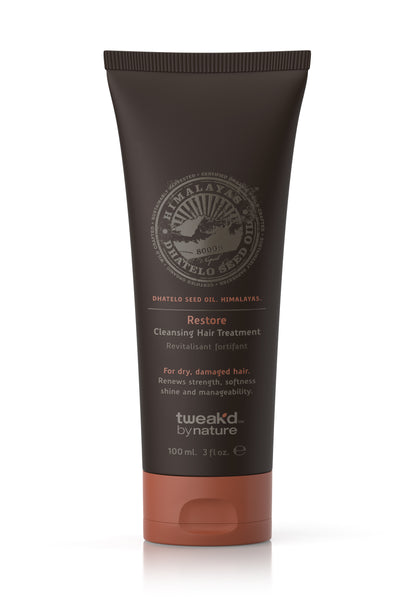 Tweakd by Nature Restore Dhatelo Cleansing Hair Treatment