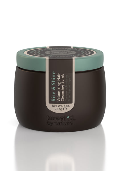 Tweak'd by Nature Rise and Shine Volumising Hair Cleansing Scrub