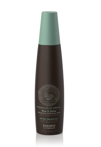 Tweak'd by Nature Rise and Shine Weightless Conditioning Mist