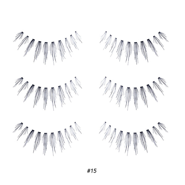 Lash Unlimited #15 Strip Lashes