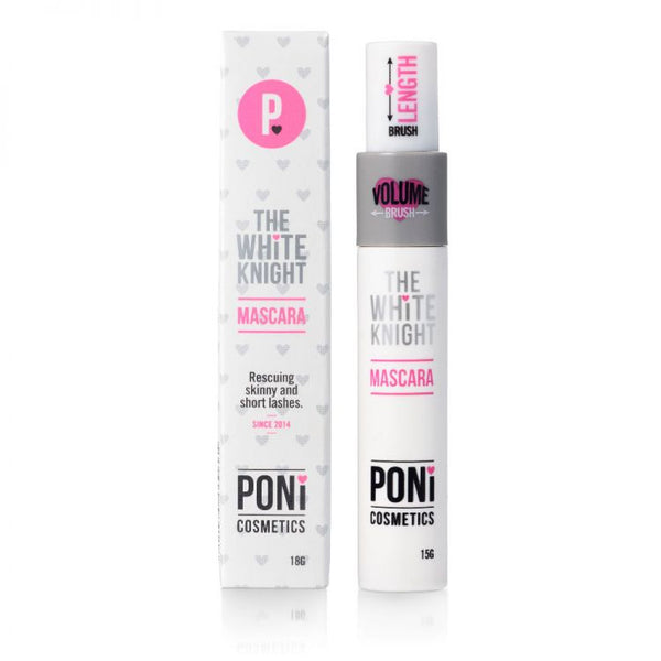 Poni Cosmetics White Knight Ultimate Mascara