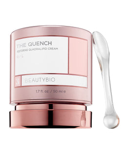 BeautyBio The Quench Restoring Quadralipid Cream