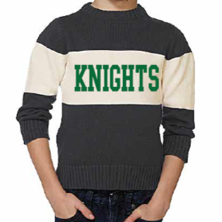 Bruzer Youth Bar Down Sweater