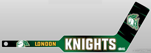 London Knights Goalie Mini Stick