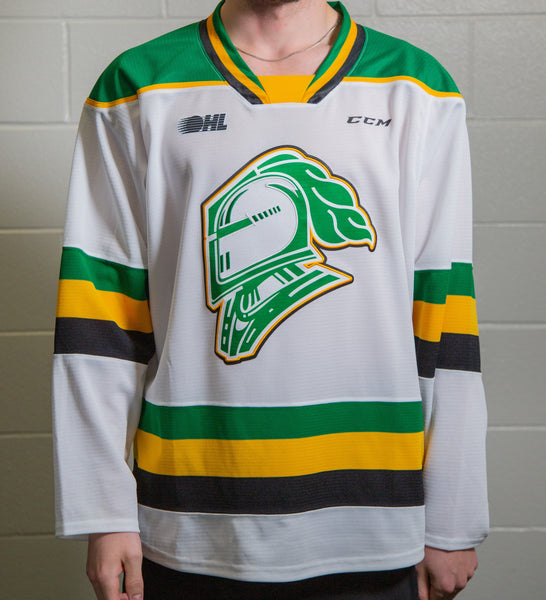 London Knights Jersey - White