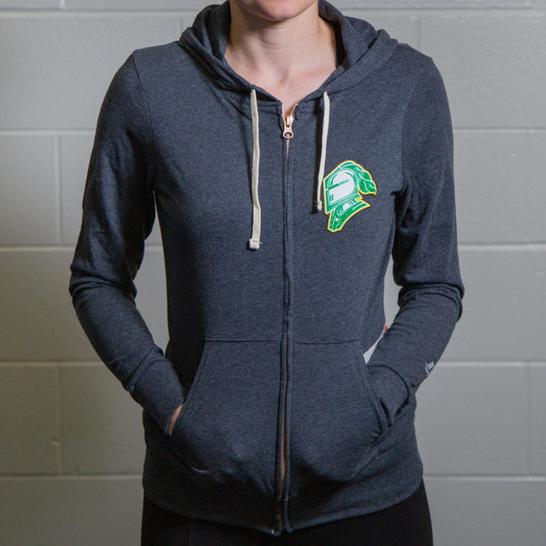 Women's Primary Logo Lightweight Zip Up Hood