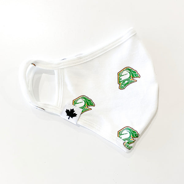 London Knights x The OVer Company Face Masks