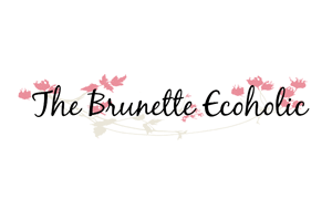The Brunette Ecoholic Logo