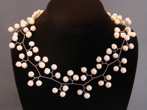 Pearl Trees Necklace