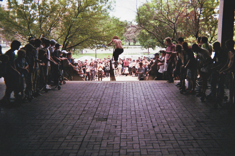 Tiltlife disposable : chicago street jam 2016