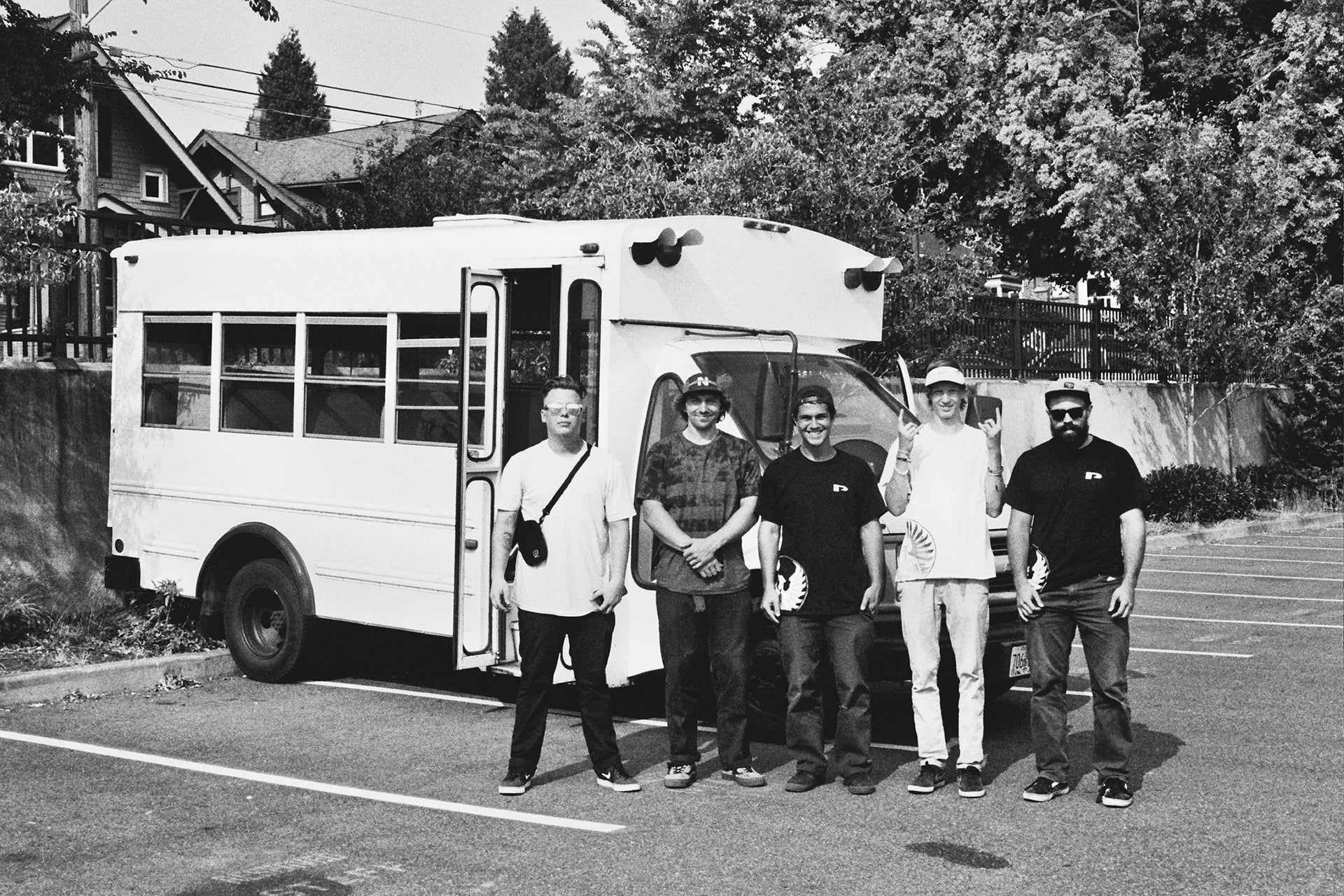 Tilt Transport Tour : Pacific Northwest