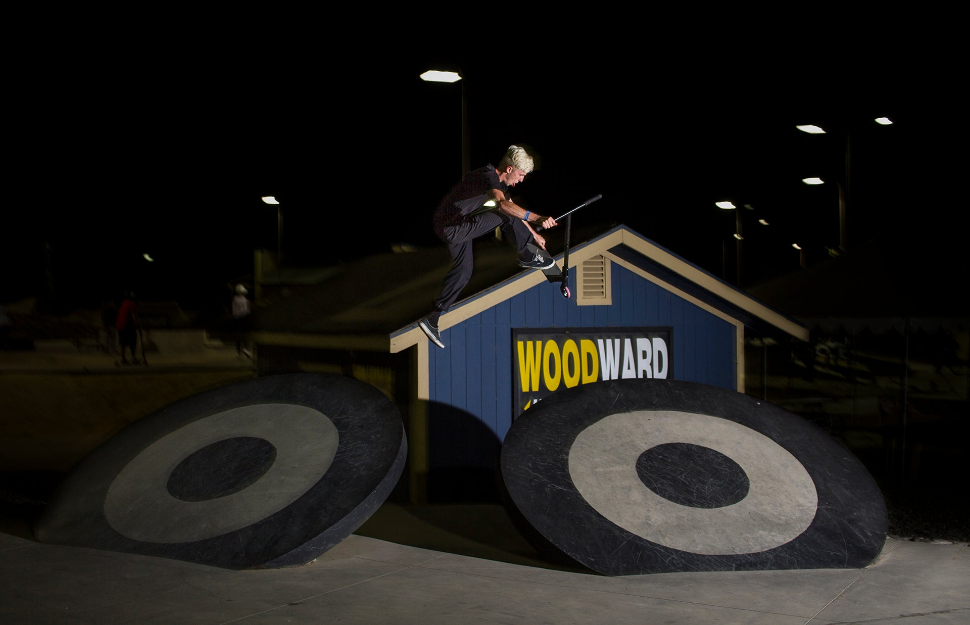 Tilt Transport Tour : Woodward