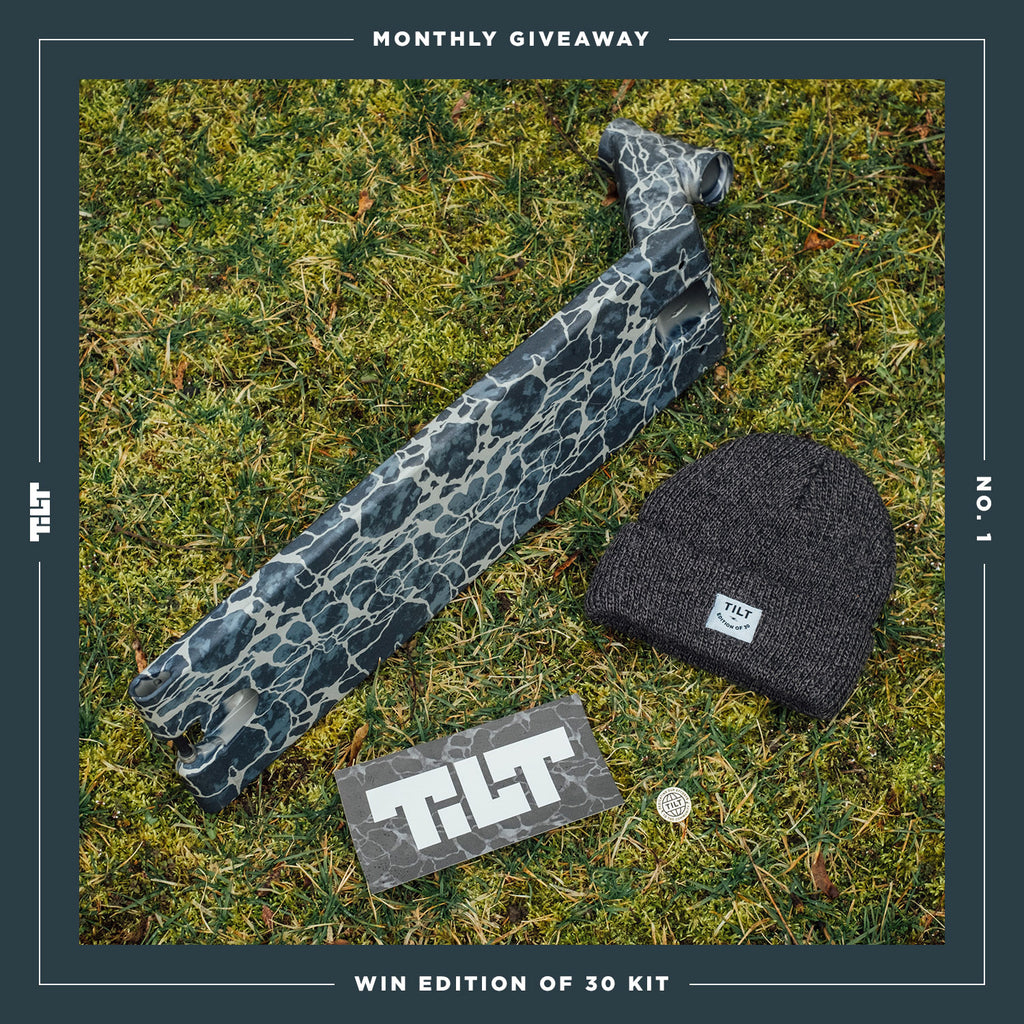 TILT Scooters - Giveaway : Edition of Thirty Kit Giveaway