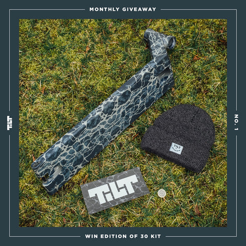 TILT Scooters - Edition of Thirty Kit Giveaway