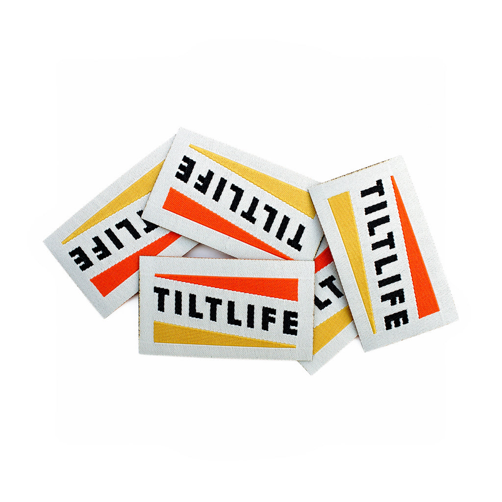 TILT Scooters - Slanted Tiltlife Patch Accessories
