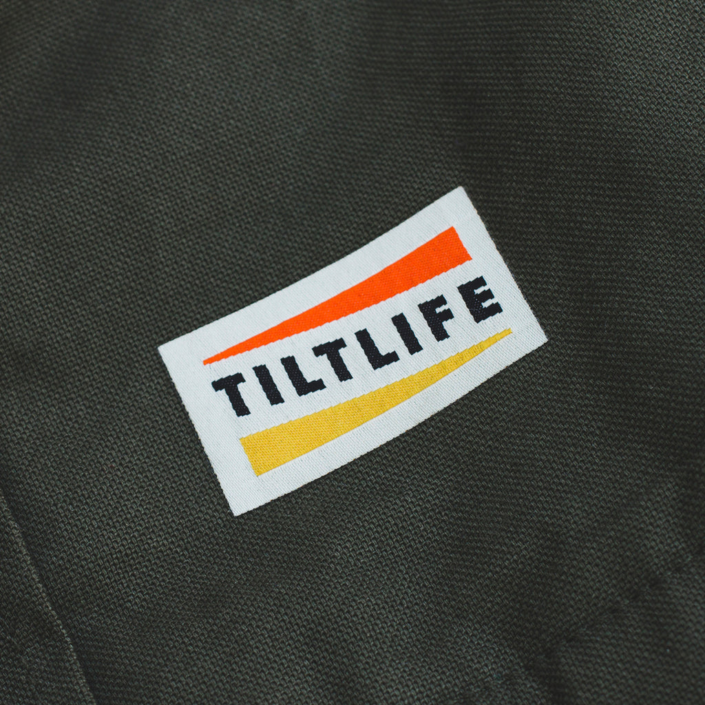 Slanted Tiltlife Patch - TILT Scooters