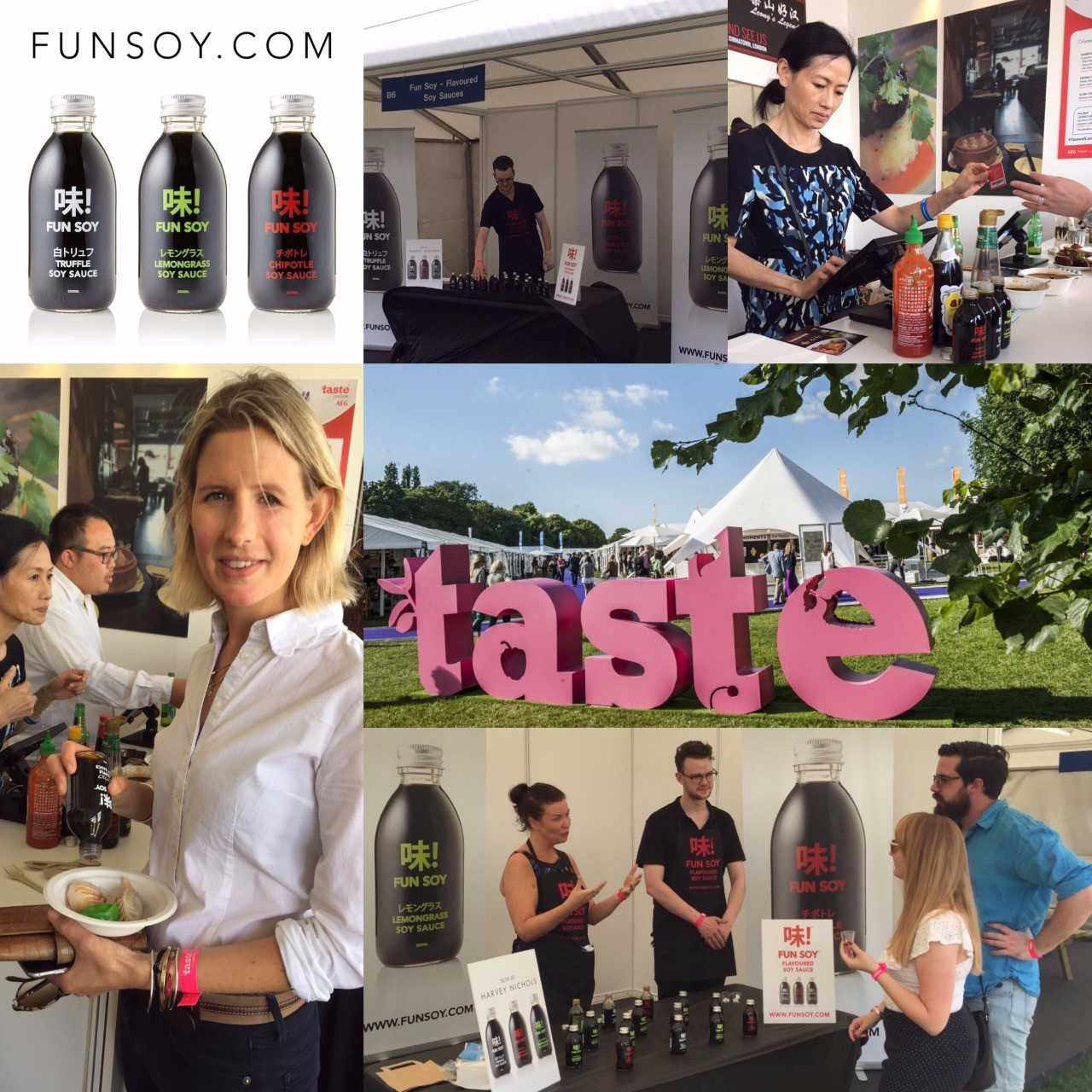 Triumph at Taste of London 2017!