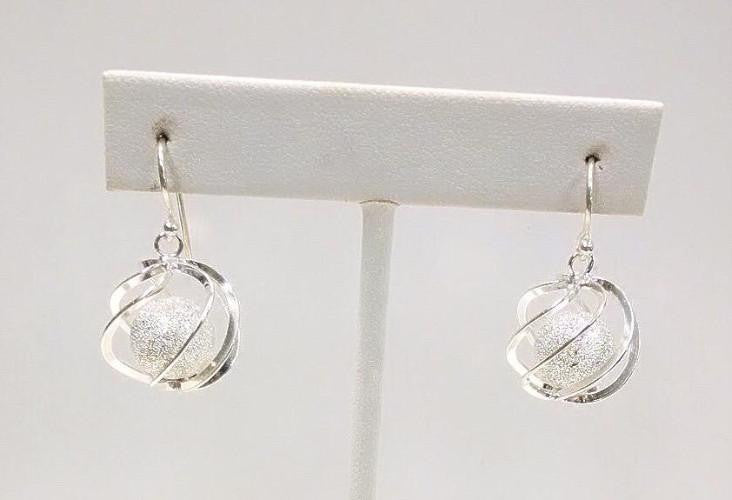 Sterling Silver Italian made Earrings