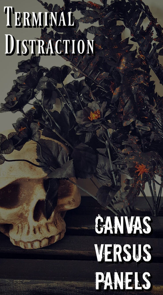 Canvas Versus Panels: Is There Really a Difference?