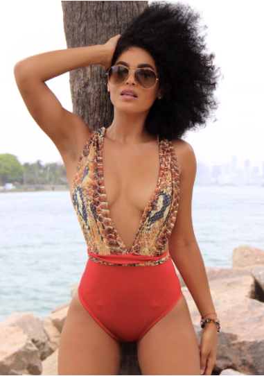 Miami swimwear, swimsuit, bikini, monokini, cover up, Miami celebrity dress, Miami curves jumpsuit, bandage dress