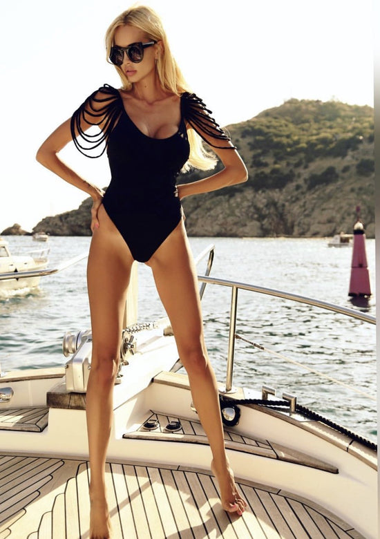Brenda Sexy Hollow out Bandage One Piece