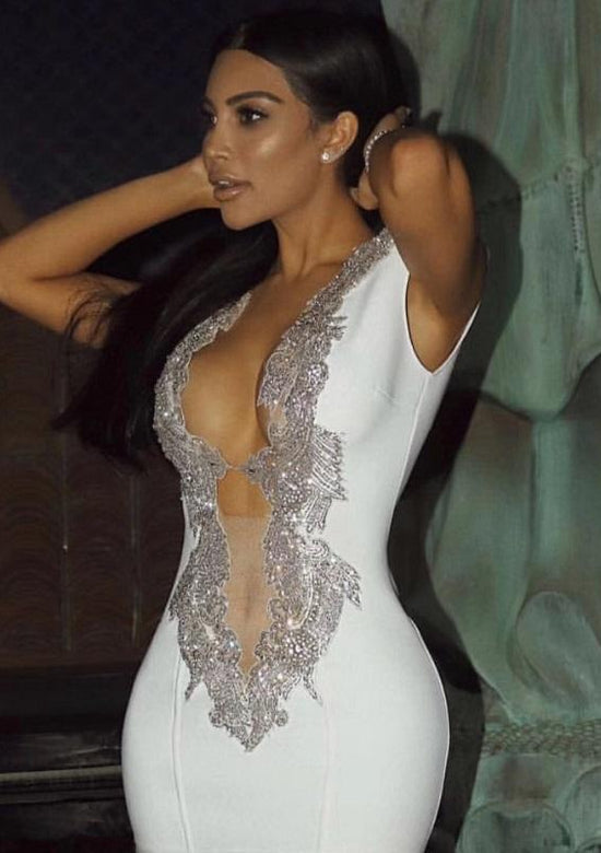 Hot Birthday Dress by FashionMiamiStyles
