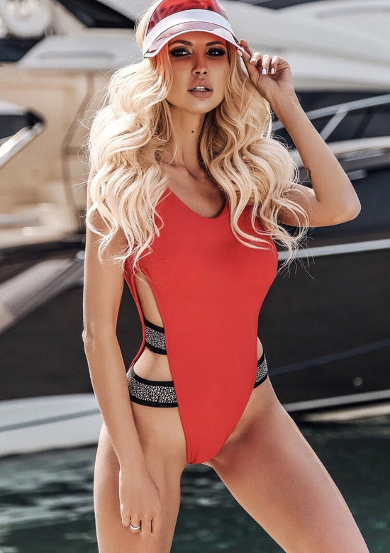 Ferrari Spicy One Piece Miami Swimwear